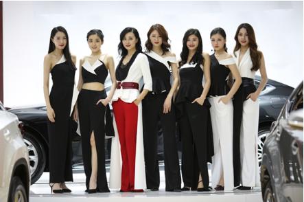 青春狂欢,潮流至上!2019重庆车展太fashion
